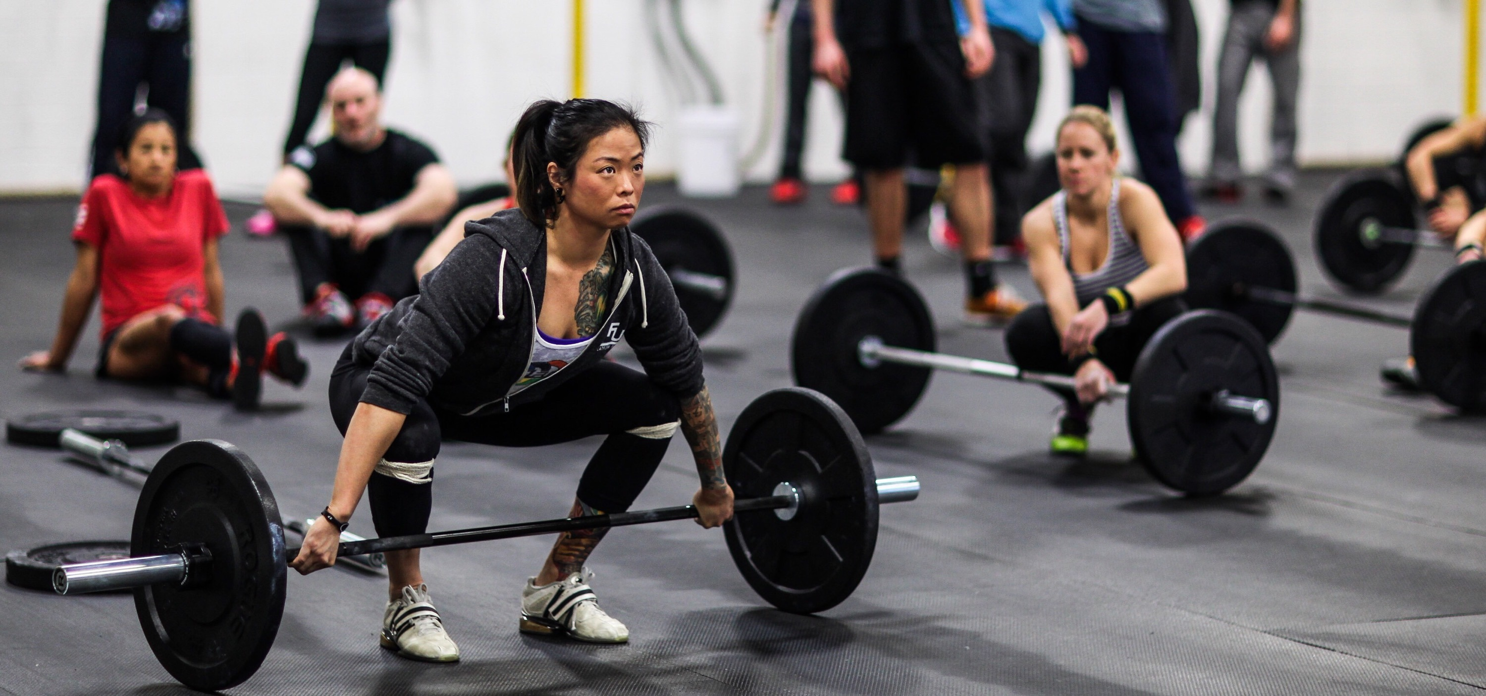 Diane Fu on CrossFit, Olympic Weightlifting, & the Importance of