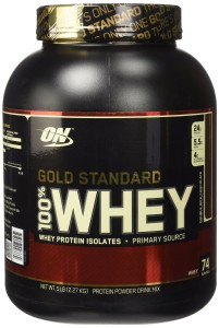 Optimum Nutrition makes some of the best quality protein out there.