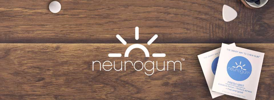 This episode is brought to you by Neurogum, the smart way to chew gum.