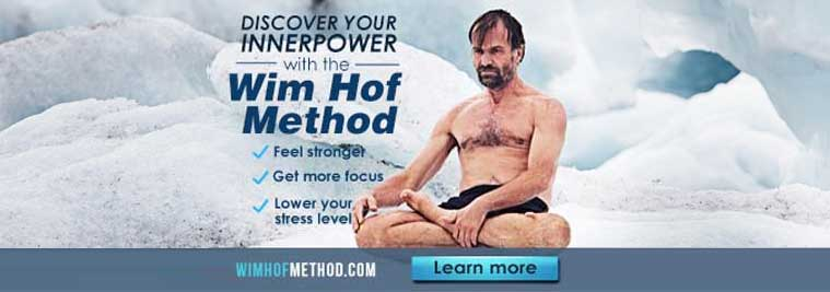 Want to become a real-life SuperHuman like Wim Hof? Please support Becoming SuperHuman by using this link.
