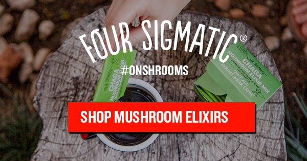 This episode is brought to you by our previous guest, Four Sigmatic Foods. Check out some of their incredibly powerful mushroom-based superfoods (and enjoy a 15% discount with coupon code 'superhuman'!)