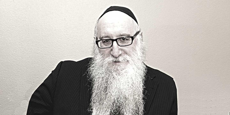 Rabbi Moshe Miller is an expert in Kabbalah, a lesser-known branch of Judaism.