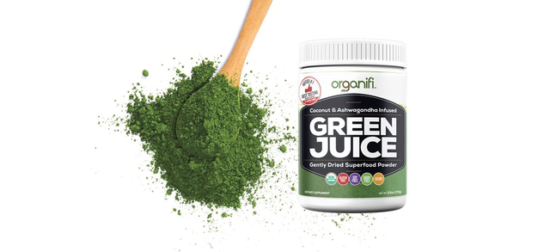 "This episode is brought to you by Organifi. Save 15% on their highly-recommended green juice products with coupon code ""superhuman."""
