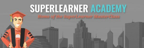 This episode is also brought to you by my premium online training - The Become a SuperLearner Master Class. To learn more or check out a FREE trial with no credit card required, simply click the banner above!