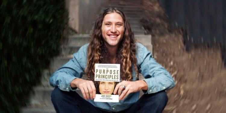 Jake Ducey is a bestselling author, motivational speaker, and life coach.