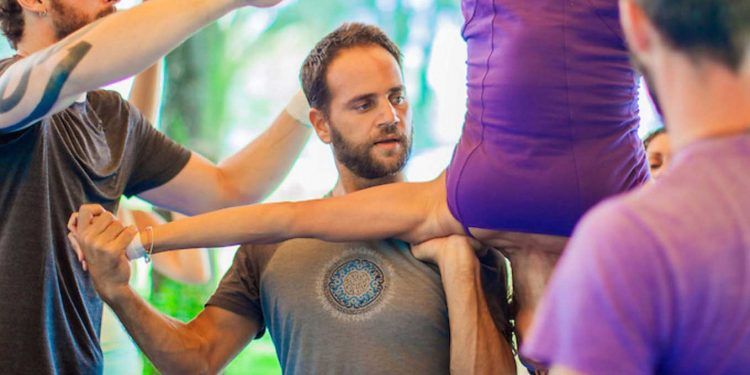 Jason Nemer is the co-founder of Acro Yoga. We sat down with him to discuss the practice, and the incredible (and surprising) influence it has on people.