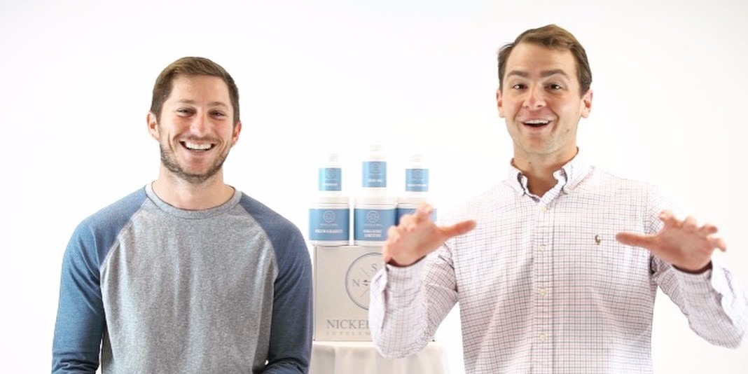 Ben Harris and his partner are attempting to make supplementation more affordable and safer for everyone.