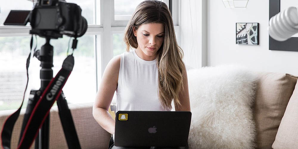 """Sunny Lenarduzzi has almost a decade of experience as an award-winning video, social media, and online business strategist. She is an amazing entrepreneur and is great in building authentic relationships with people online, through her Youtube channel. Sunny is also the creator of the course """"YouTube for Bosses""""."""