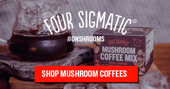 This episode is brought to you by Four Sigmatic. Click here to save 15% on their amazing mushrooms coffees today, for all orders placed on their website!