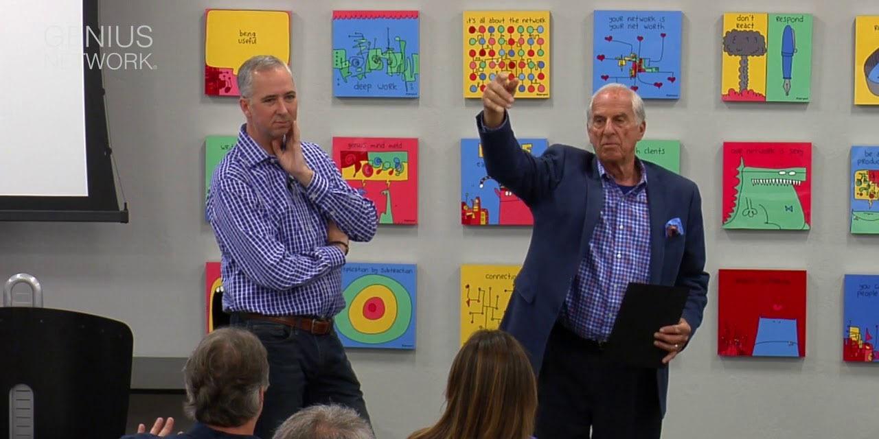 Evolving Your Career Through Speaking W/ Joel Weldon, Award-Winning Speaker, image from Genius Network