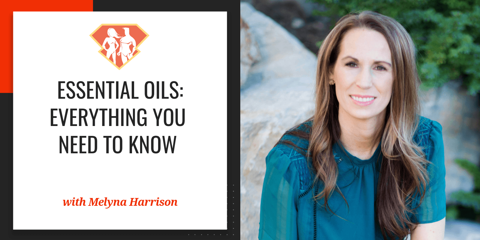 In this episode with Melyna Harrison, we learn all about essential oils, their importance, their uses, as well as how you can start using them today!