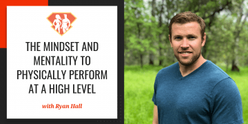 In this episode with Ryan Hall, we learn about Ryan's career in running, as well as the mindset and mentality needed to physically perform at a high level.