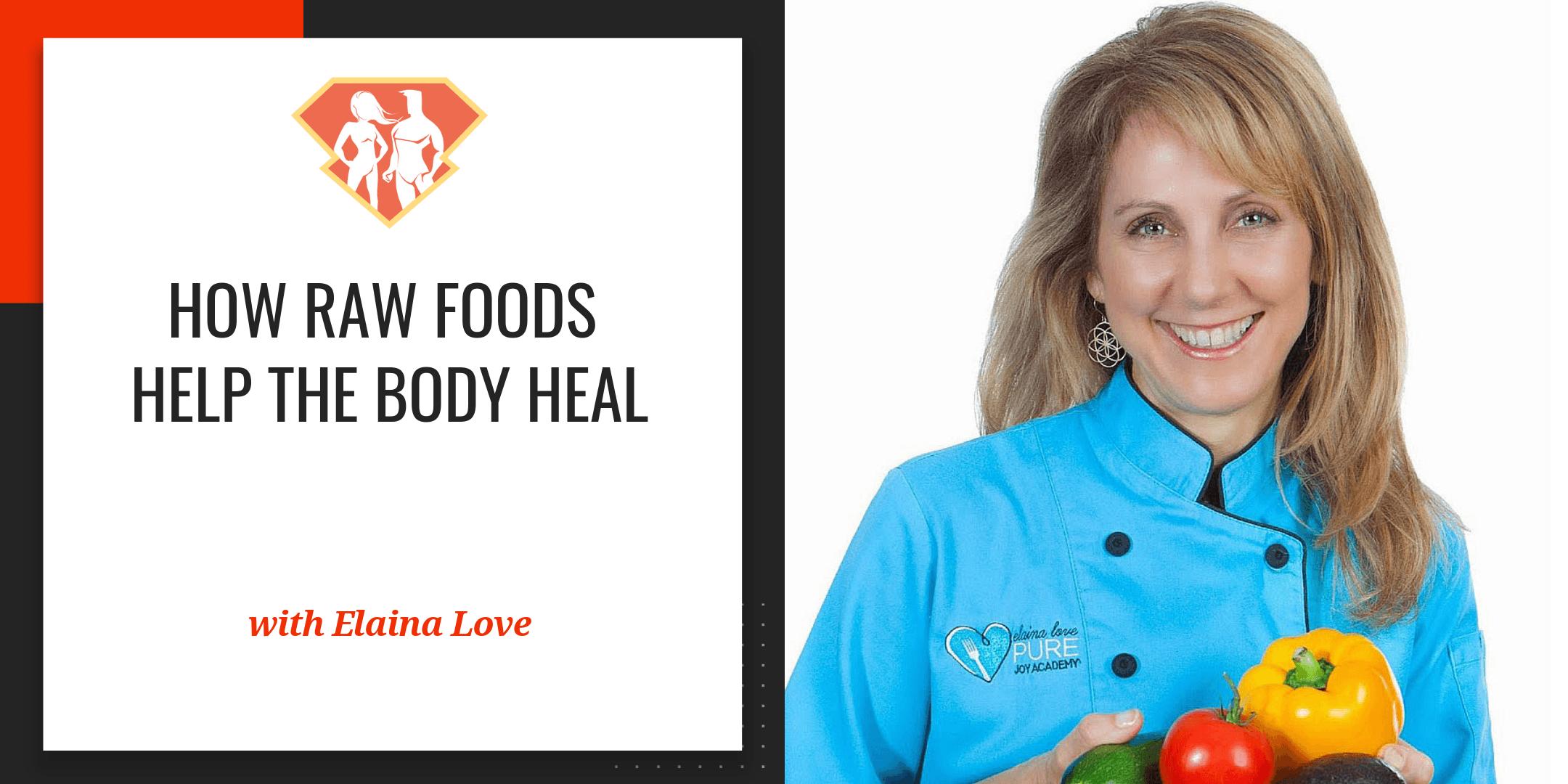 raw food diet podcast