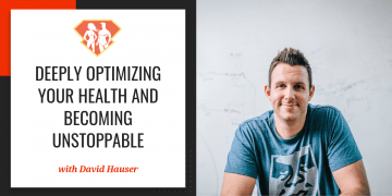 In this episode with David Hauser, we learn how he has taken his expertise in A/B testing from the software world and implemented it in his own health.