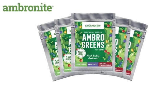 This episode is brought to you by Ambronite's AmbroGreens!