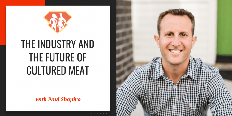 In this episode with Paul Shapiro, we are discussing the industry of clean, cultured meat, and how it can solve many of humanity's nutritional problems.